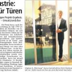 """Tageszeitung """"Der Patriot"""" vom 06. Juni 2011"""